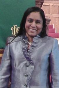 Rev. Nina Ramsingh Hamilton will serve as pastoral intern for WGBC.